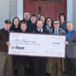 SymQuest Awards $30,000 to Lewiston Nonprofits