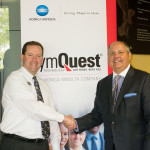 SymQuest and Konica Minolta Innovate Together