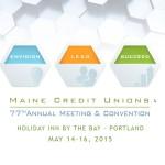 Maine CU League Convention Graphic