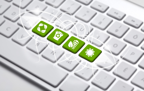 ECO keyboard, Green recycling concept.jpeg