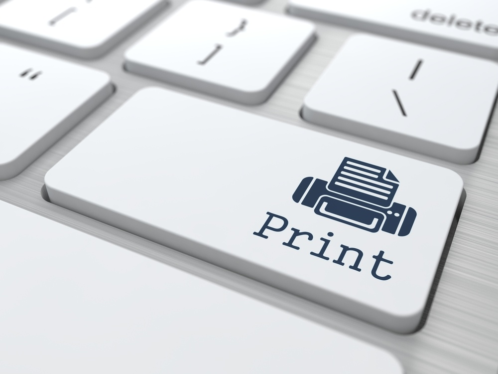 "Gray Button ""Print"" on Modern Computer Keyboard..jpeg"