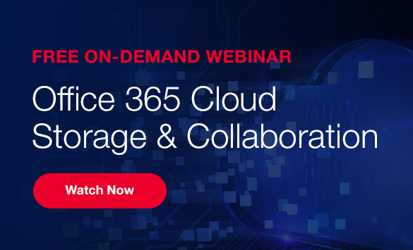 office 365 cloud storage and collaboration webinar