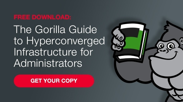 guide to hyperconverged infrastructure for administrators