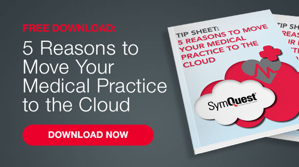move medical practice to the cloud