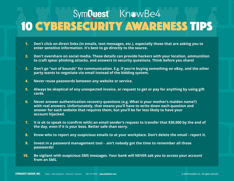 10-Cybersecurity-Awareness-Tips