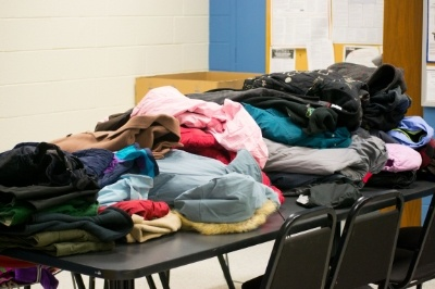 SymQuest Hosts Winter Apparel Drive