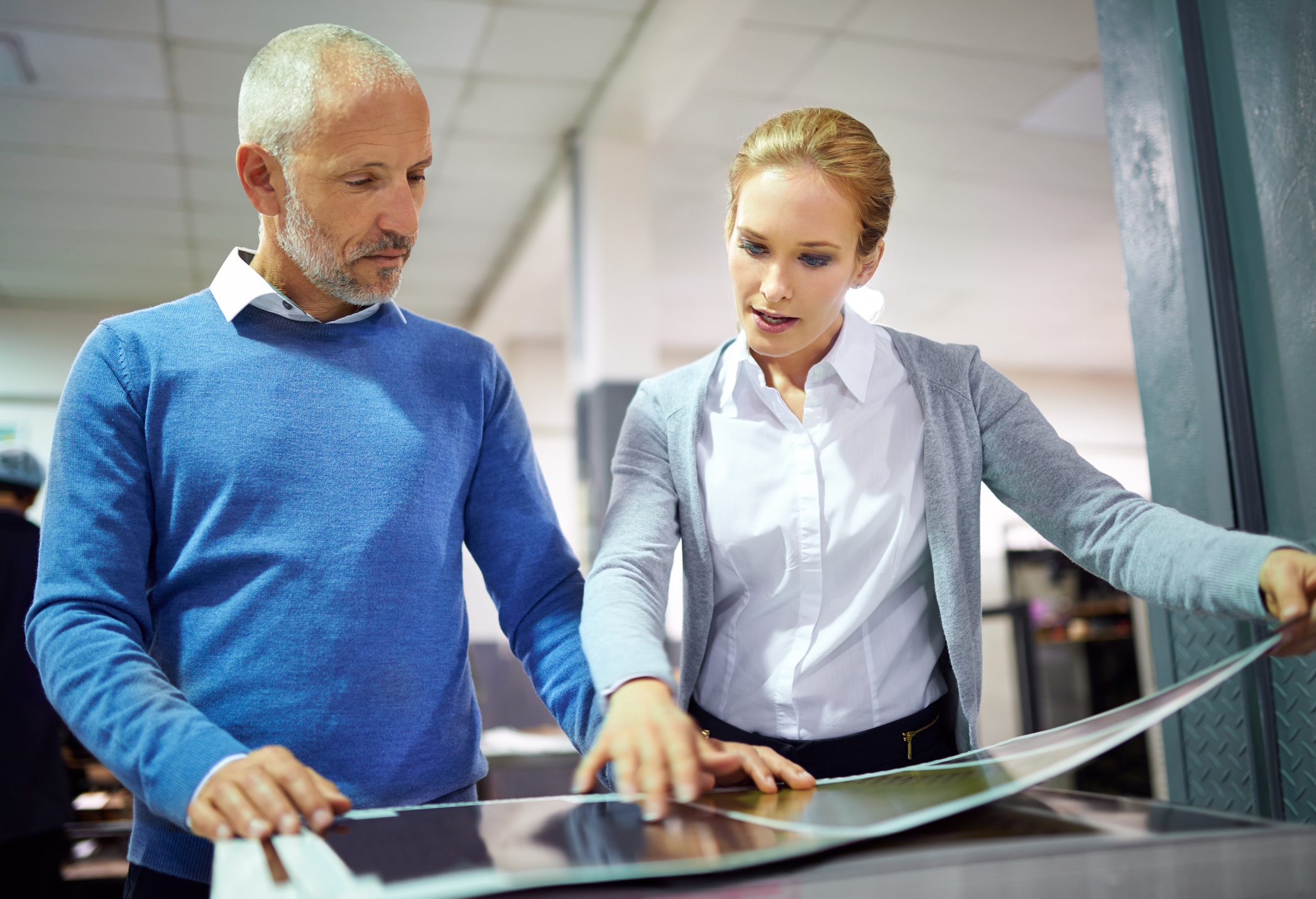 4 Reasons to Insource Your Printing