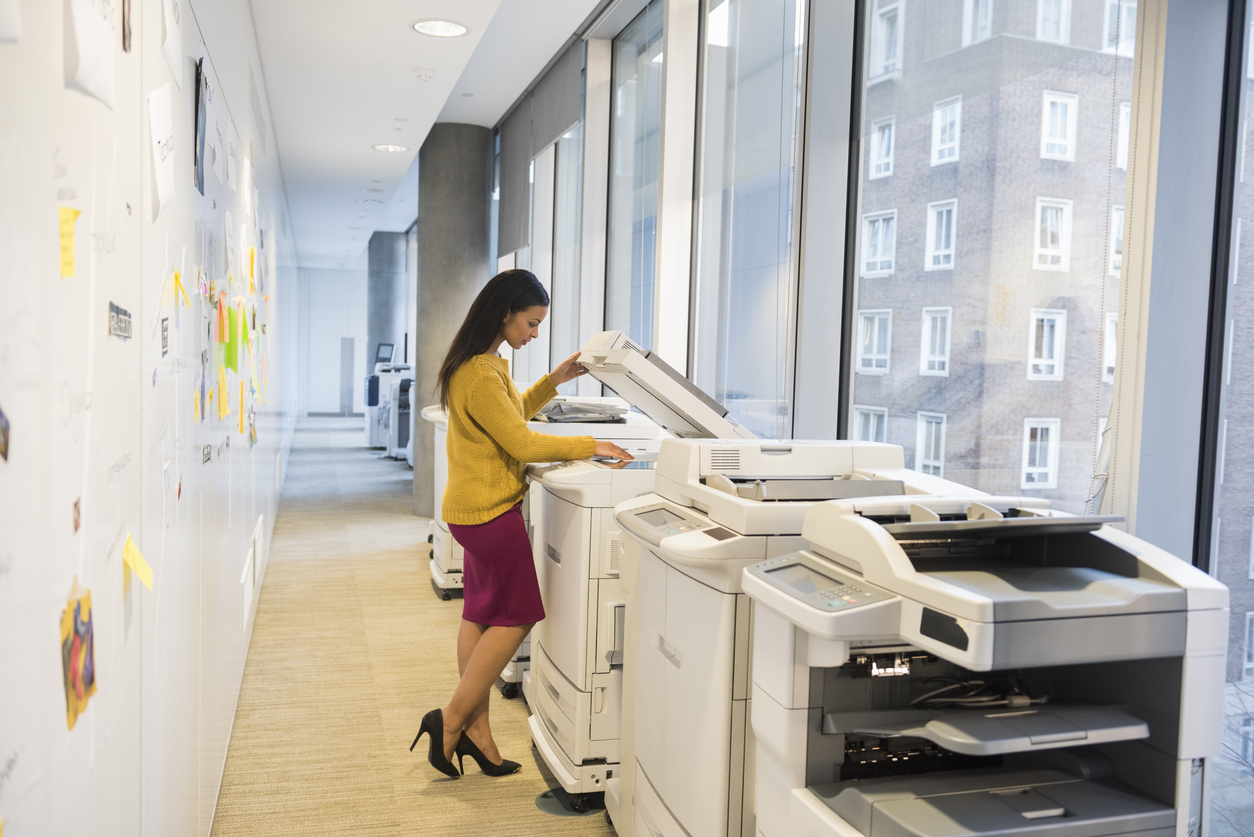 3 Must-Have Printer Features for a Secure, Efficient Workplace