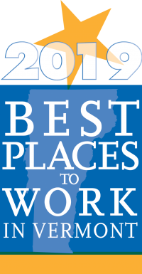 SymQuest Named One of the Best Places to Work in Vermont for 2019